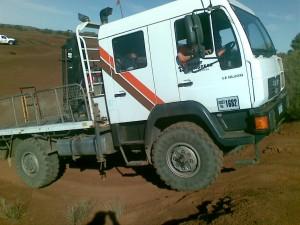4WD Training Trucks
