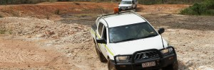4WD Driver Training in QLD