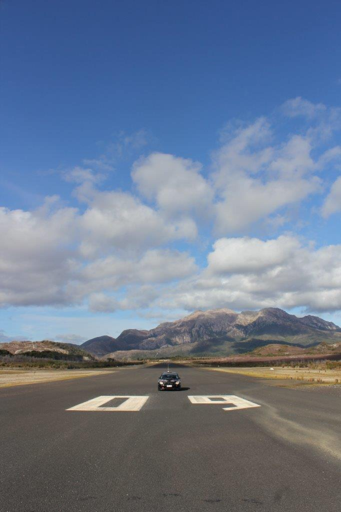 Tasmania Driver Training - Queenstown Airport