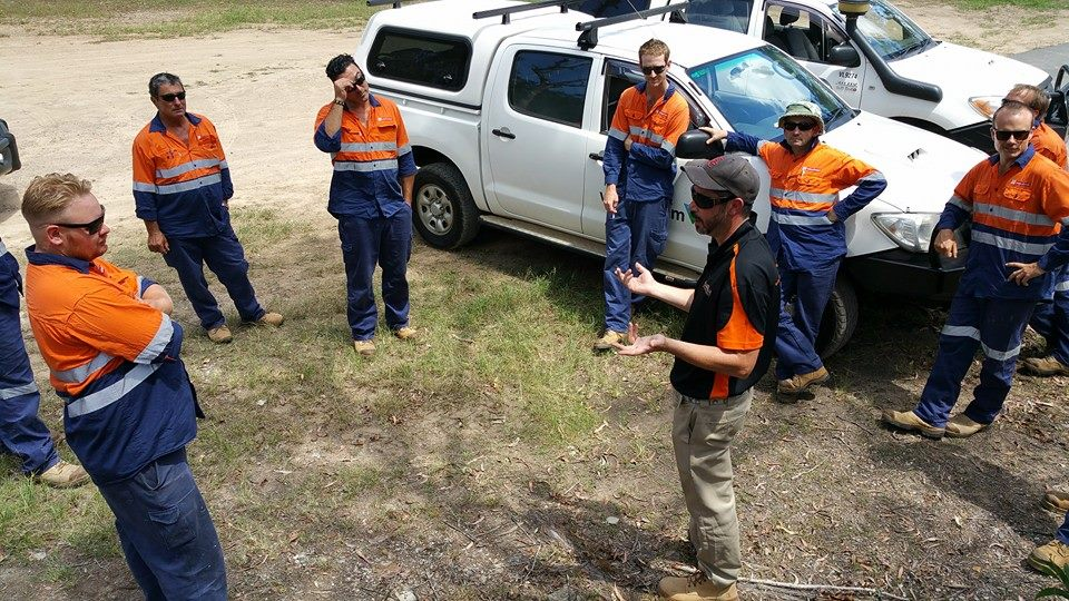 4WD Training at Mt Cotton Driver Training Centre, Brisbane, Queensland