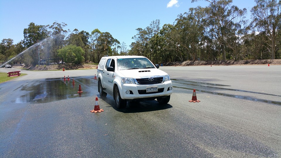 Performance Driving Australia - Training at Mt Cotton Driver Training Center Brisbane, Queensland