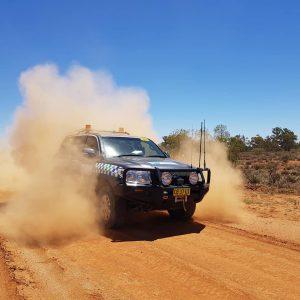 4WD Training