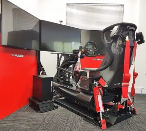 PDA TSE Performance Driving Simulator